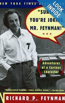 Surely You're Joking Mr. Feynman