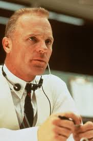 Ed Harris as Gene Kranz 1